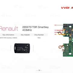 Free Wiring Diagram Tool 4 Way For Trailer Lights Vvdi Key Remote Unlock All Here