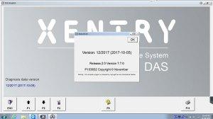 Xentry Diagnostics OpenShell XDOS 12 2017 with DTS Monaco and Vediamo |Car Diagnostic Tool
