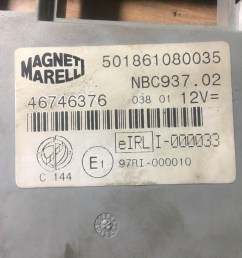 i have successful read bsi magnet marelli whit vvdi prog mcu is mc68hc912dg128 unsecured mask 5h55w using this wiring diagram used wires are vcc red  [ 900 x 1200 Pixel ]