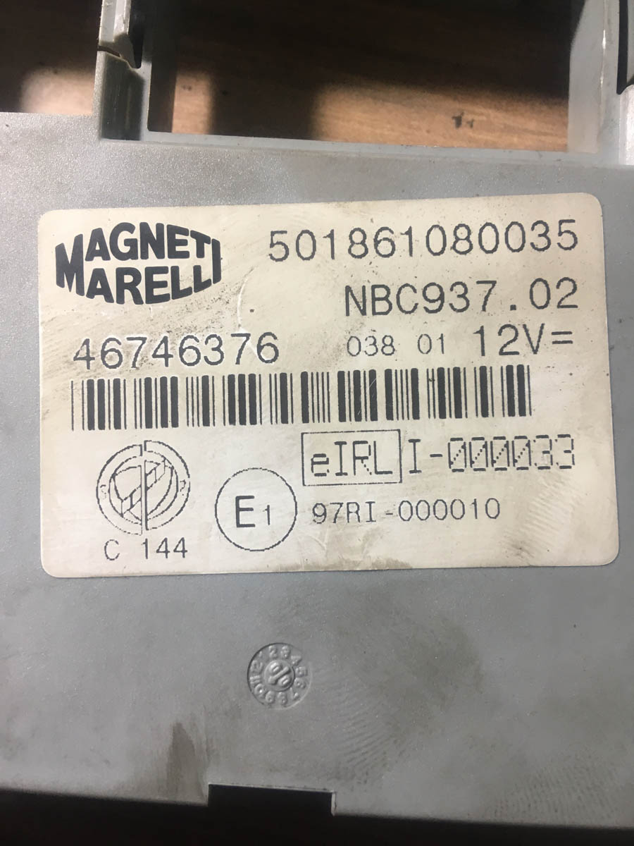 hight resolution of i have successful read bsi magnet marelli whit vvdi prog mcu is mc68hc912dg128 unsecured mask 5h55w using this wiring diagram used wires are vcc red