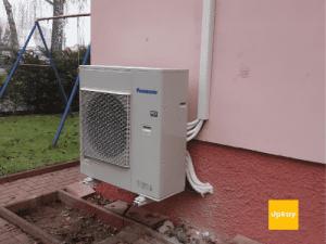 pompe à chaleur air air climatisation