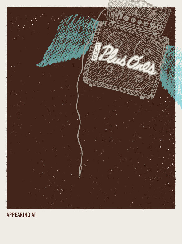 Poster Design Inspiration - The Plus Ones