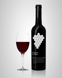 Porte Rouge: Creative Packaging: Elegant Wine Label Design ...