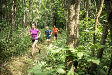 Trail-runners-trainning