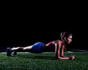 planche athlète