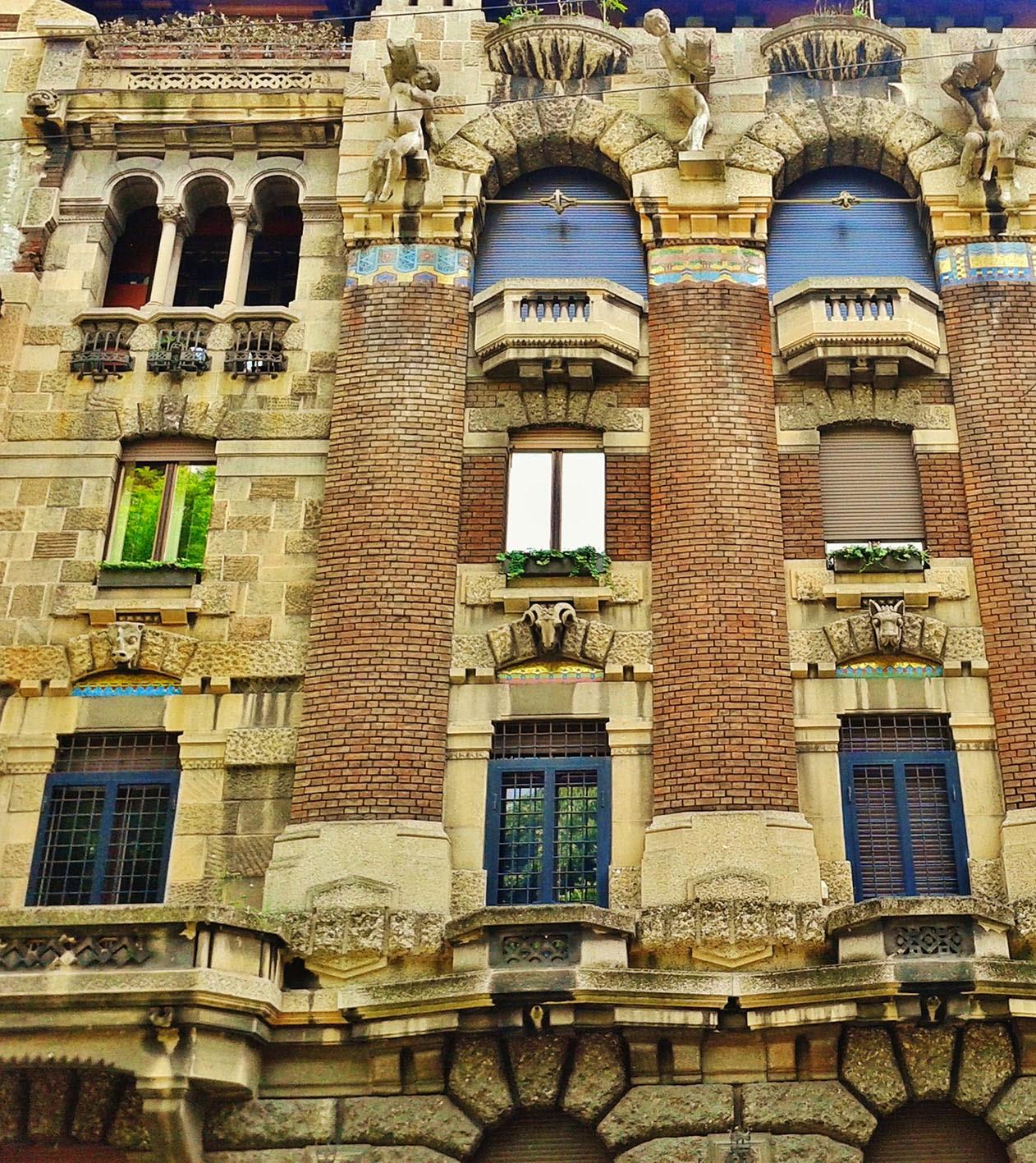 Milano  Architettura  Giulio Ulisse Arata architetto