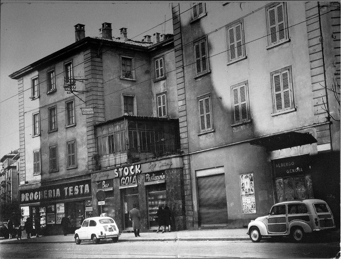 Milano  Porta Genova  100 anni dopo Piazzale Cantore