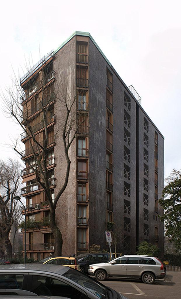 Milano  Luigi Caccia Dominioni  Urbanfile Blog