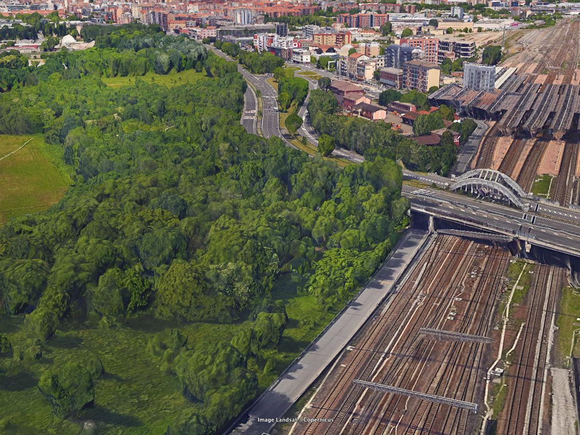 Milano  Rogoredo  La rinascita del Boschetto di Rogoredo  Urbanfile Blog