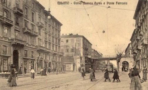 Porta-Venezia-e-il-Corso-Buenos-Aires-1900-1905 - Urbanfile Blog