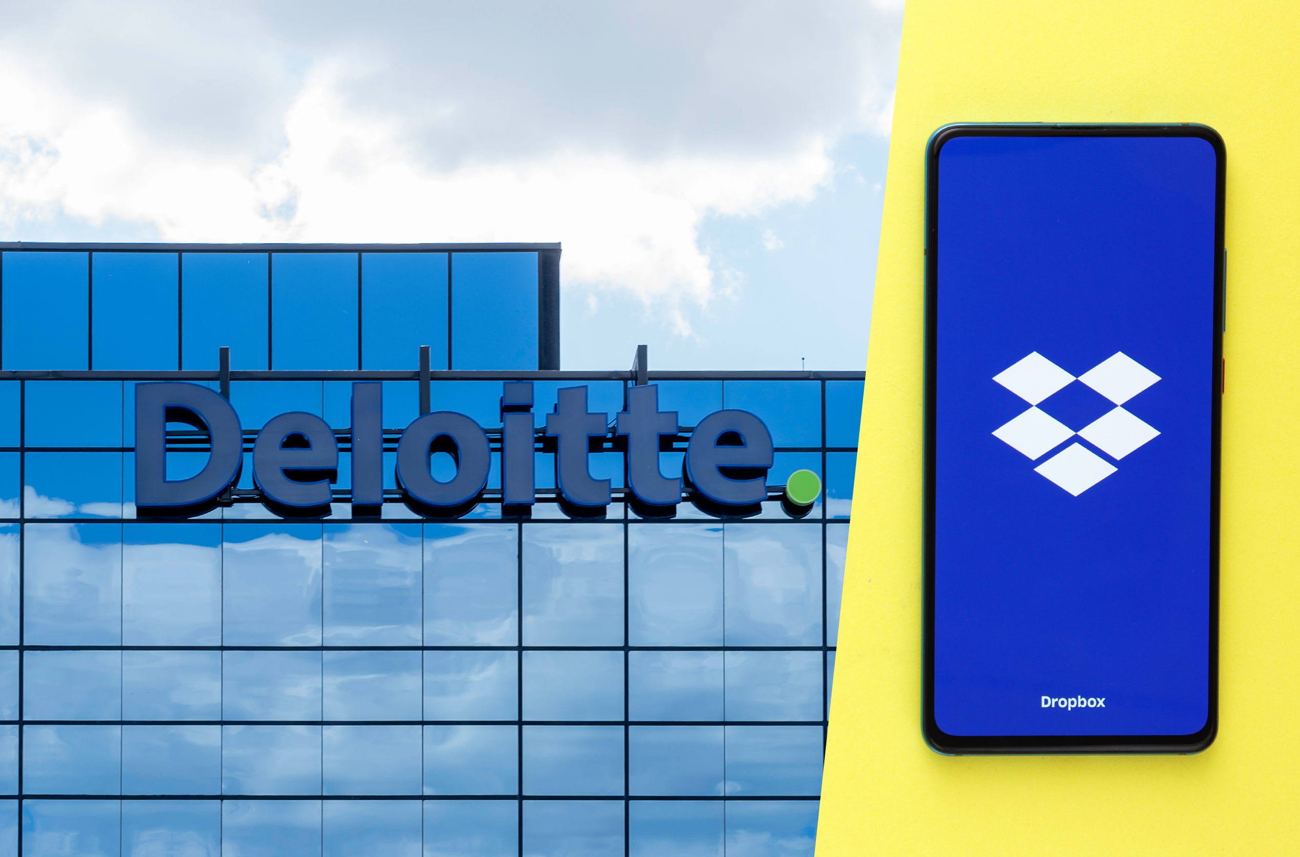 Dropbox, Deloitte: Latest Companies to Roll Out Permanent Work From Home Option to Employees