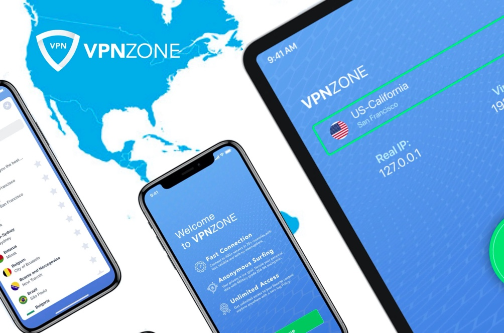 How to relaunch startup. VPN Zone