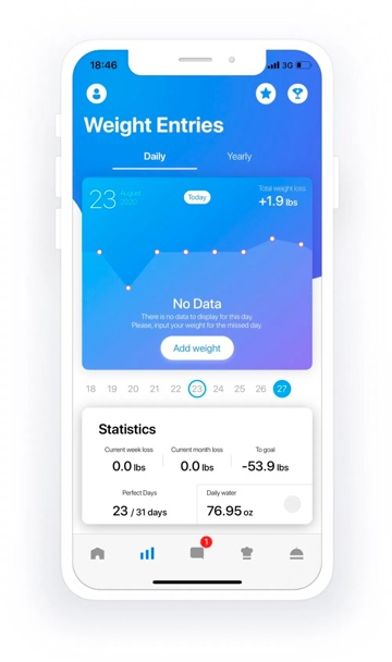 Foodfuels app design 9