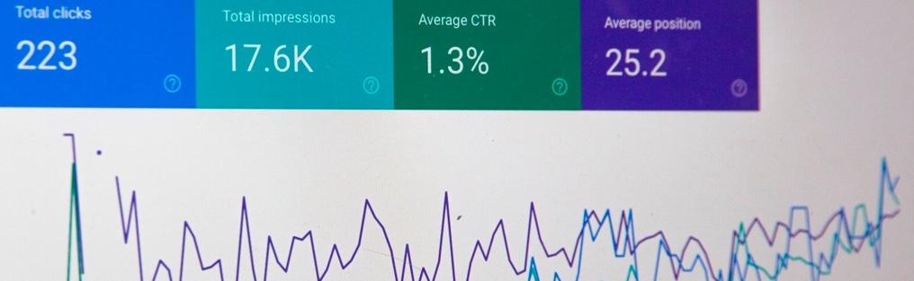 Roadmap in Startup launching. Analytics data