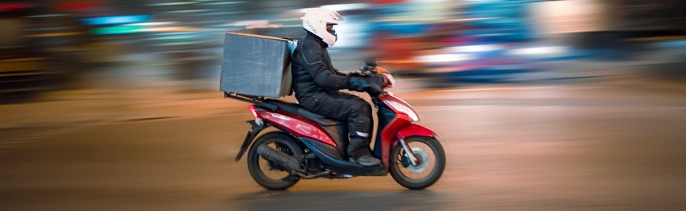 New green and sustainable food delivery options