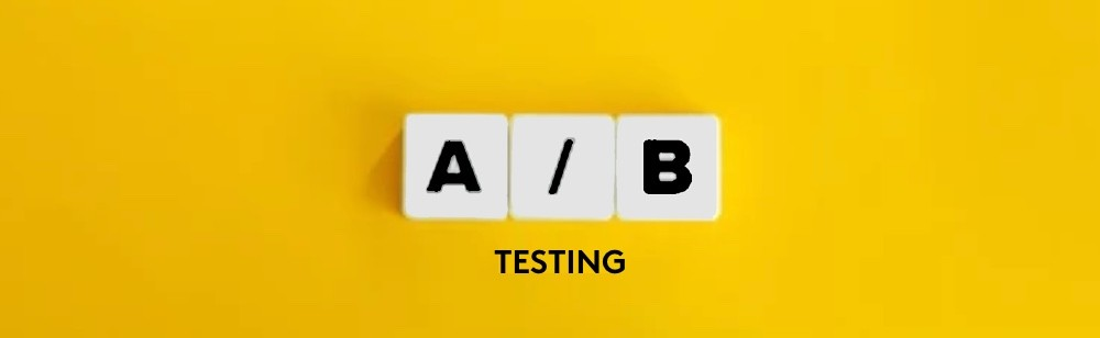 a/b testing. what mvp to use in software development