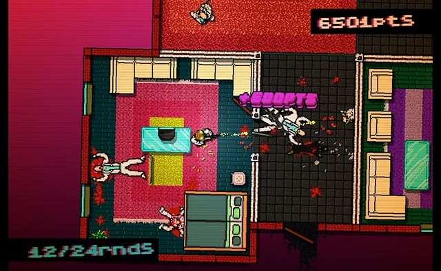 Hotline Miami Hits PS4 August 19th – PlayStation.Blog
