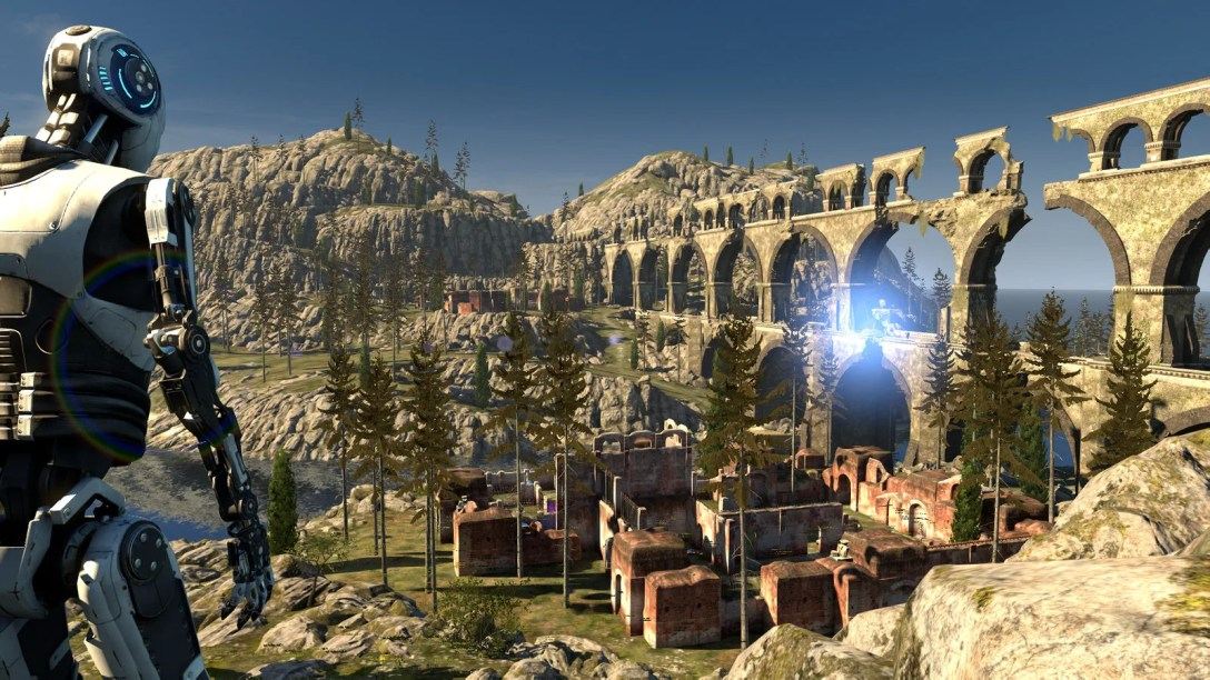 the talos principle on