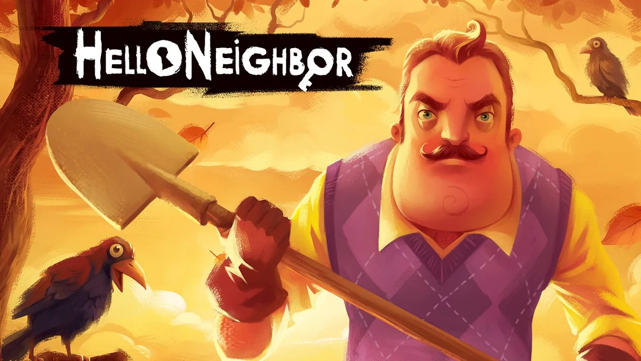 Hello Neighbor Comes To Ps4 This Summer Playstation Blog