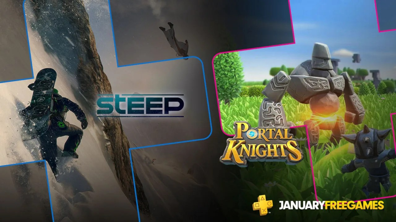 Playstation Plus Free Games For January 2019