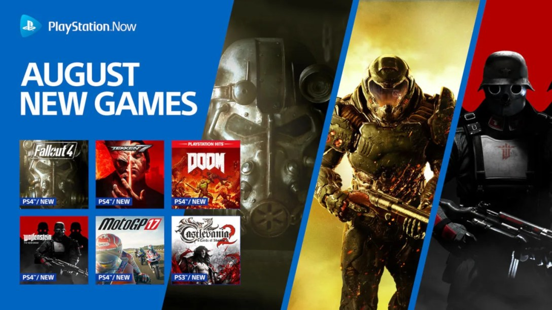 games joining ps now