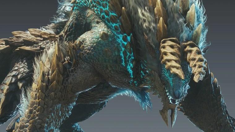Resultado de imagem para Monster Hunter World ZINOGRE