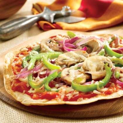 Skinny Pizza Recipe