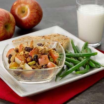Apple Pistachio Crisp Recipe