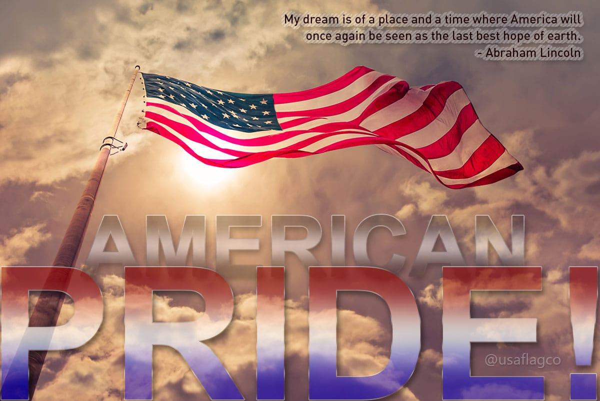 American Pride Abraham Lincoln