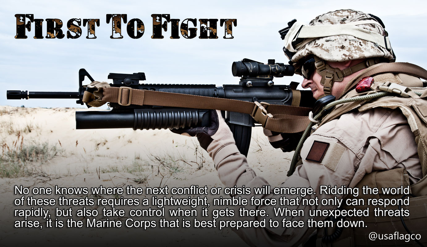 US Marines Ouotes
