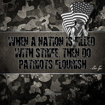 When A Nation