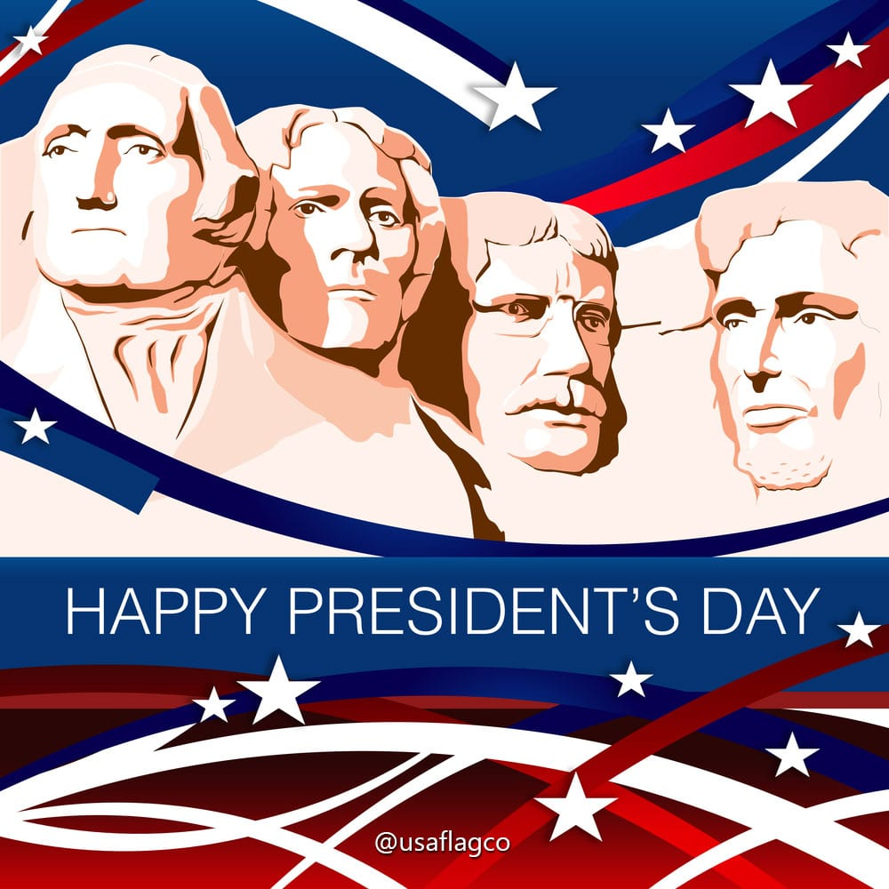 """Happy President's Day! """"In the end, it's not the years in your life that count. It's the LIFE in your YEARS."""" - Abraham Lincoln"""