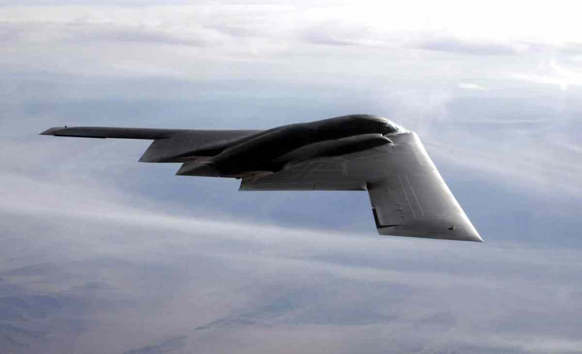 B-2 Spirit Bomber United States Air Force