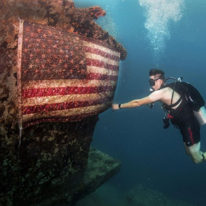 American Flag Fix