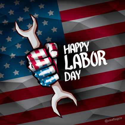 Labor Day, the first Monday in September, is a creation of the labor movement and is dedicated to the social and economic achievements of American workers. It constitutes a yearly national tribute to the contributions workers have made to the strength, prosperity, and well-being of our country.