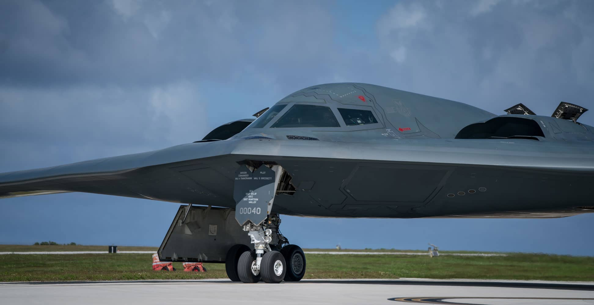 United States Air Force B-2 Spirit