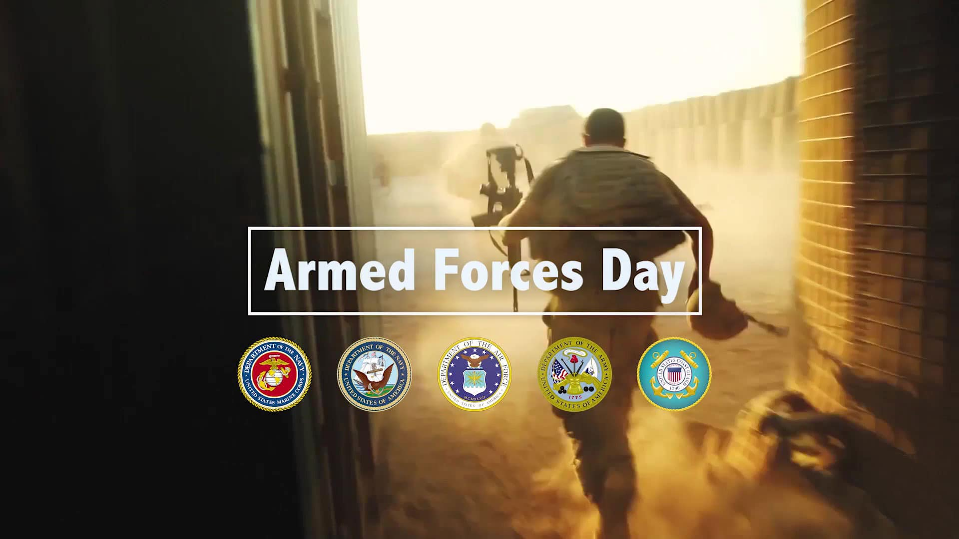 Armed Forces Day is celebrated annually in the United States on the third Saturday in May. The holiday was created on Aug. 31, 1949, to honor Americans serving in the U.S. military following the consolidation of the military services as the Department of Defense.