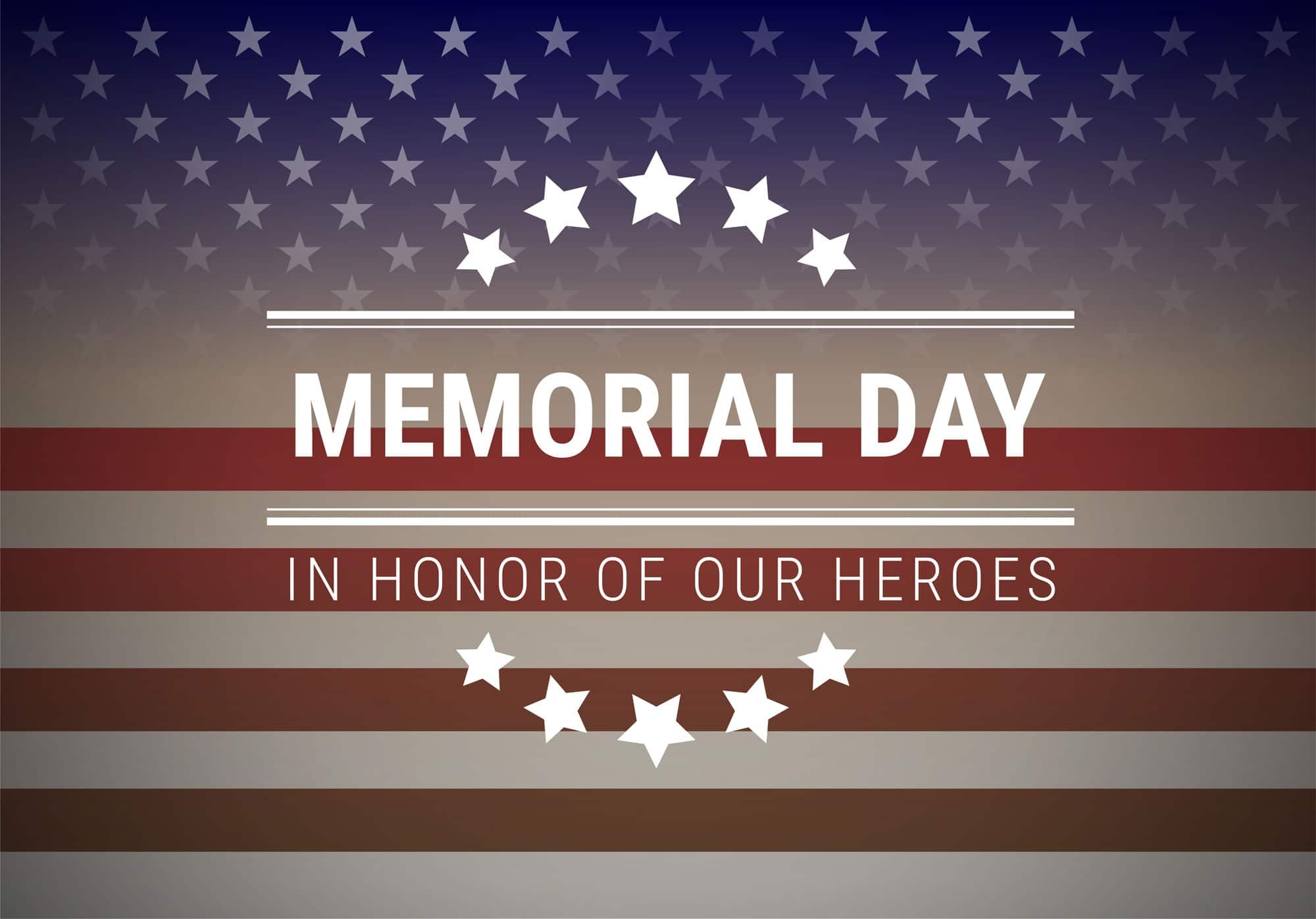 USA Flag Co. wishes you a safe and Happy Memorial Day! We honor the memory of service members and their families who sacrificed to protect our freedom. Thank you.