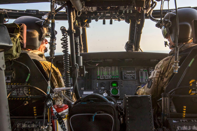Blackhawk Helicopter Pilots