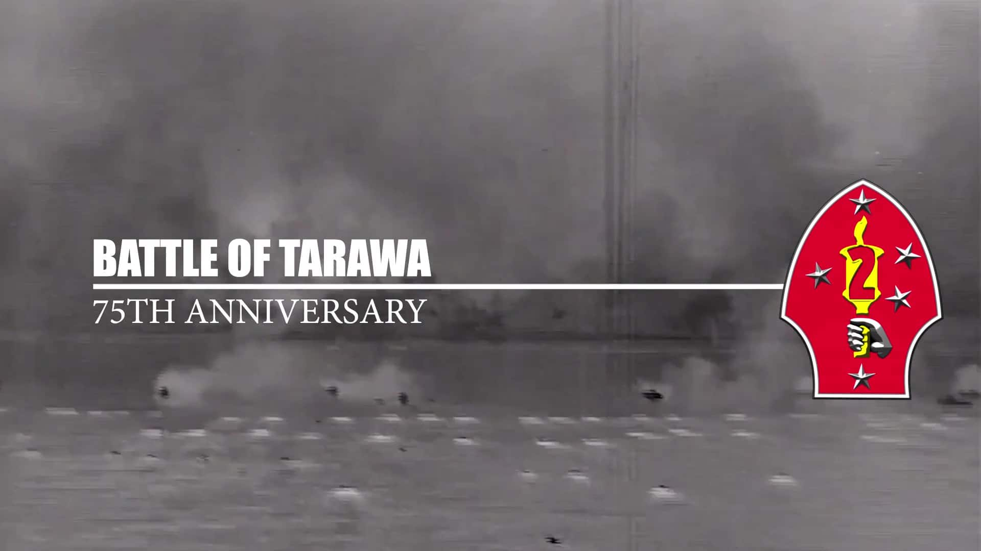 On Nov. 20, 1943, U.S. Marines and Sailors with 2nd Marine Division commenced the Battle of Tarawa, a major offensive during World War II. The ensuing 76-hour fight saw unprecedented bloodshed for both U.S. and Japanese forces.