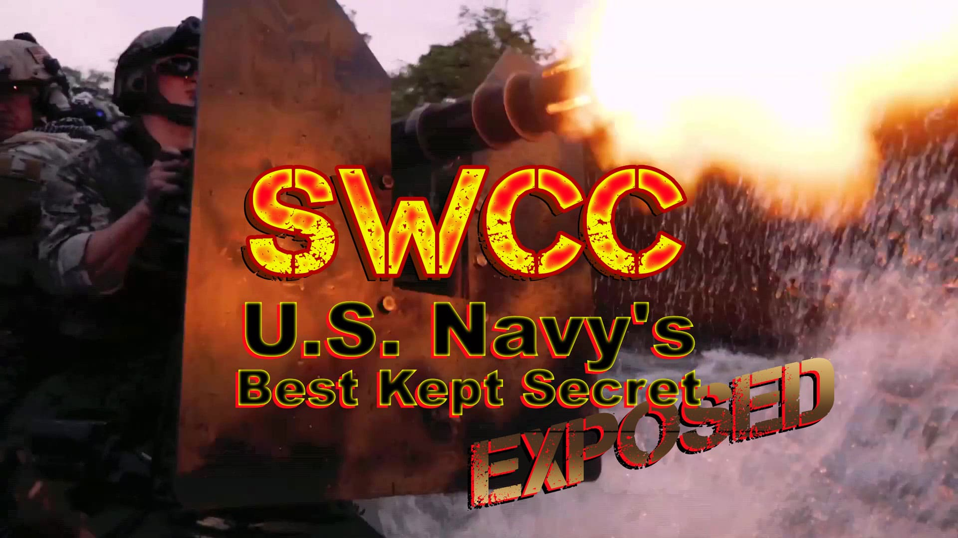 SWCC US Navy - The Navy's Best-Kept Secret!