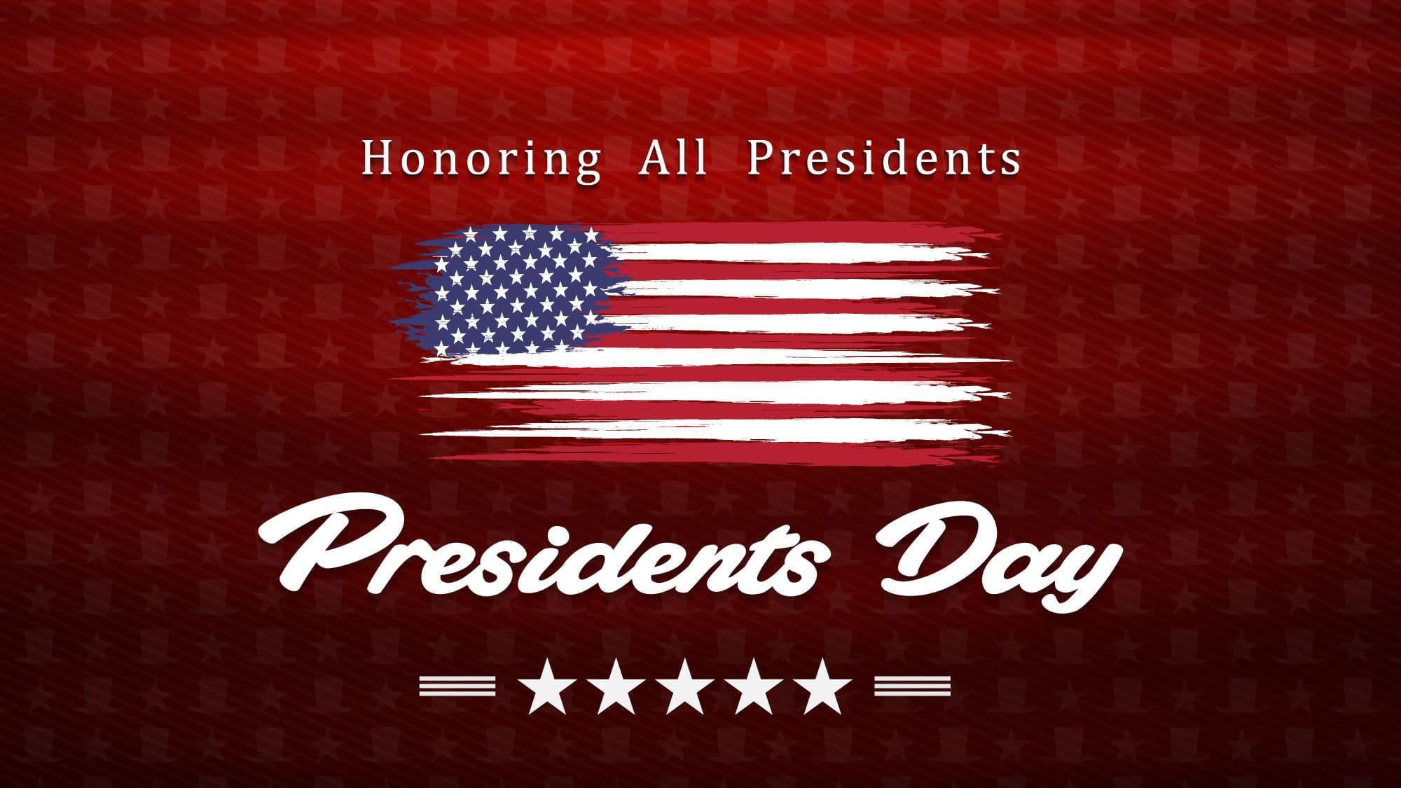 Presidents Day History