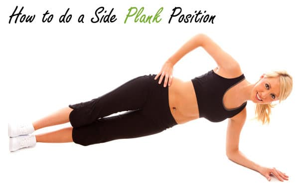 How to do a Side Plank Pose