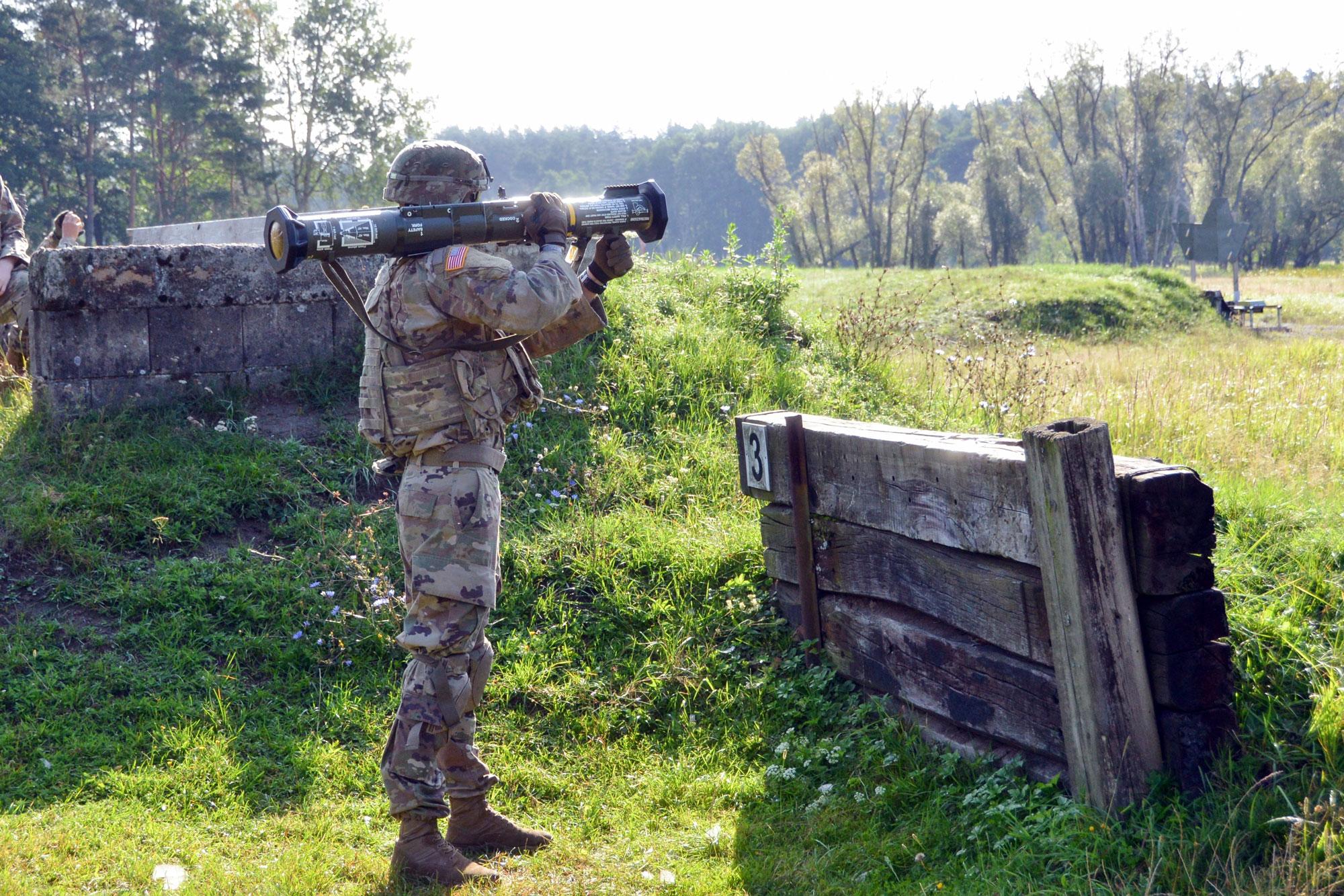 AT4-CS Range