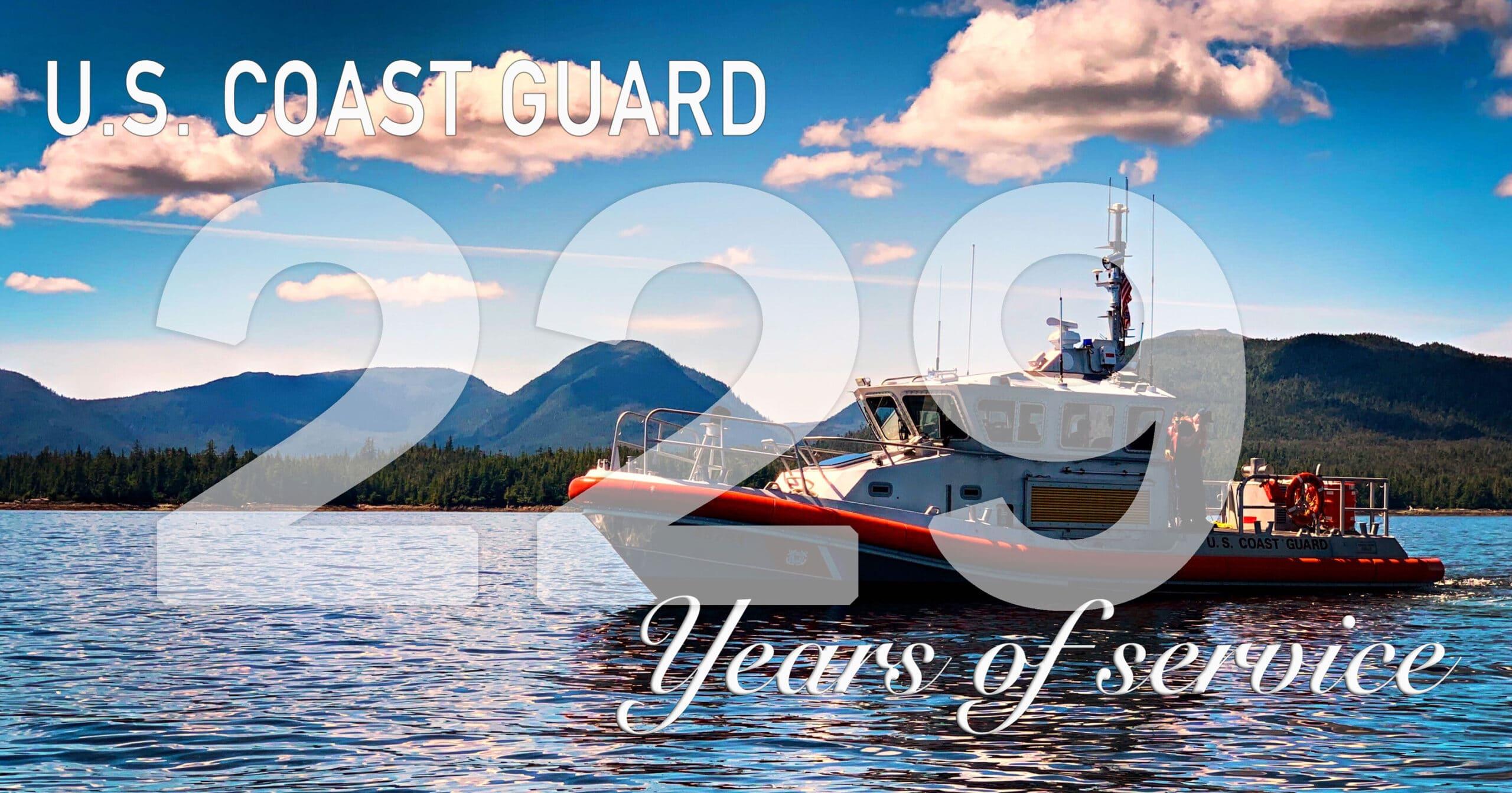 Coast Guard - 229 Years of Service