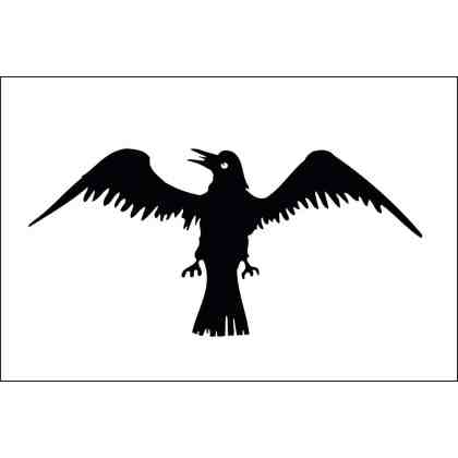 Raven Flag - 9th, 10th and 11th Centuries