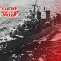 USS Constitution Remembers the Battle of Leyte Gulf