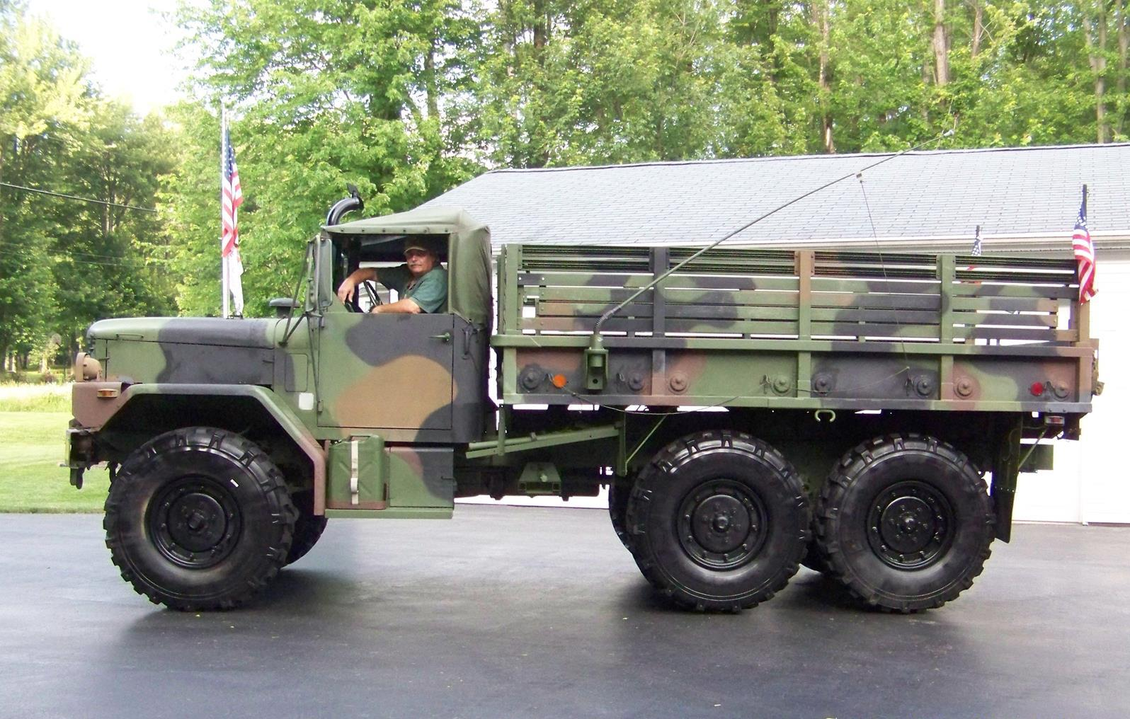 Customer Photos: Wire Rope in Military Vehicle Restoration