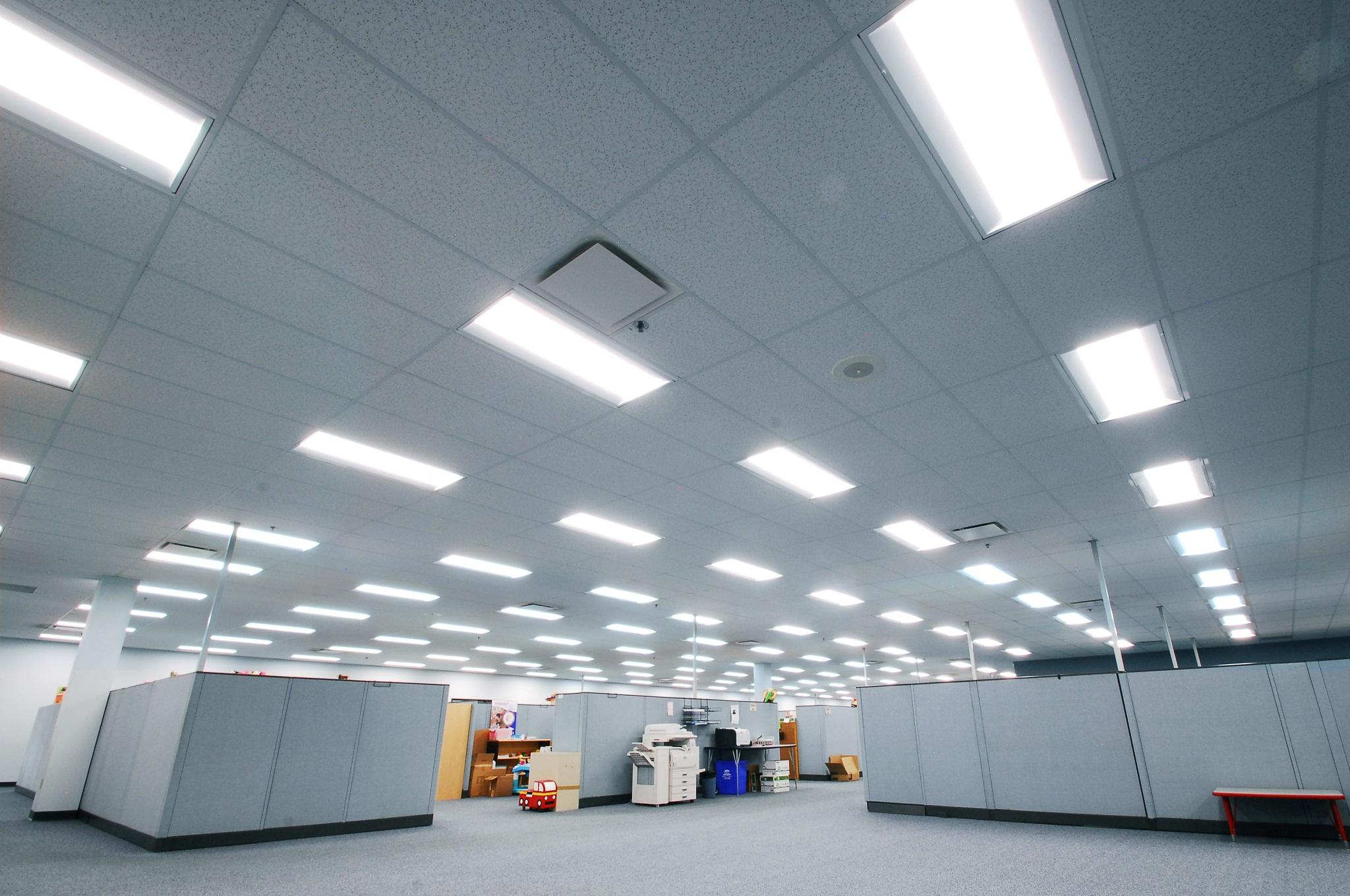 Warehouse Lighting System