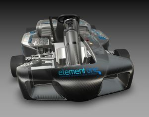 Element One Fuel Cell Vehicle
